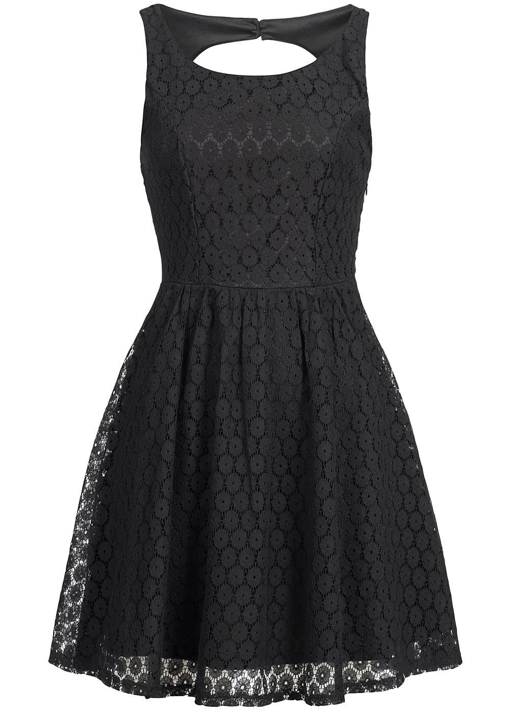 Kleid mit ruckenausschnitt spitze