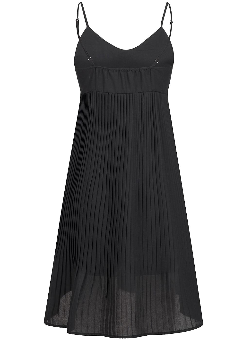 77 Online Shop De : hailys damen kleid schwarz 77onlineshop ~ Markanthonyermac.com Haus und Dekorationen