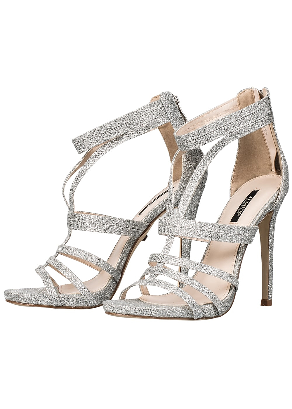 4e34b411c05f8a Seventyseven Lifestyle Schuh Damen Stiletto Sandalette Absatz 12cm ...