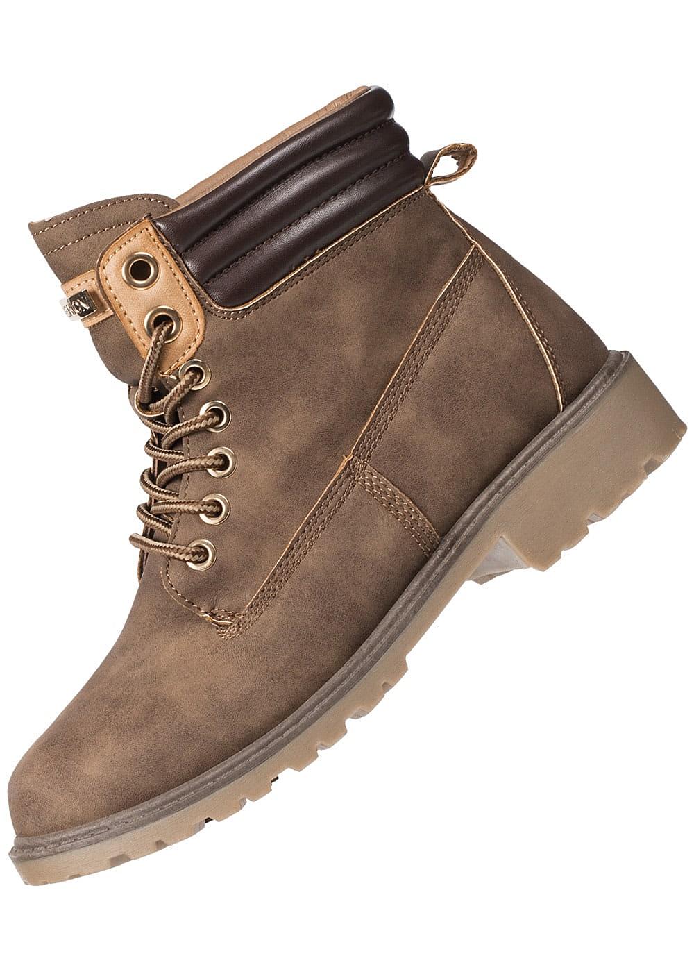 Seventyseven Damen Winter Lifestyle Stiefelette Boots O8Pk0NnwZX