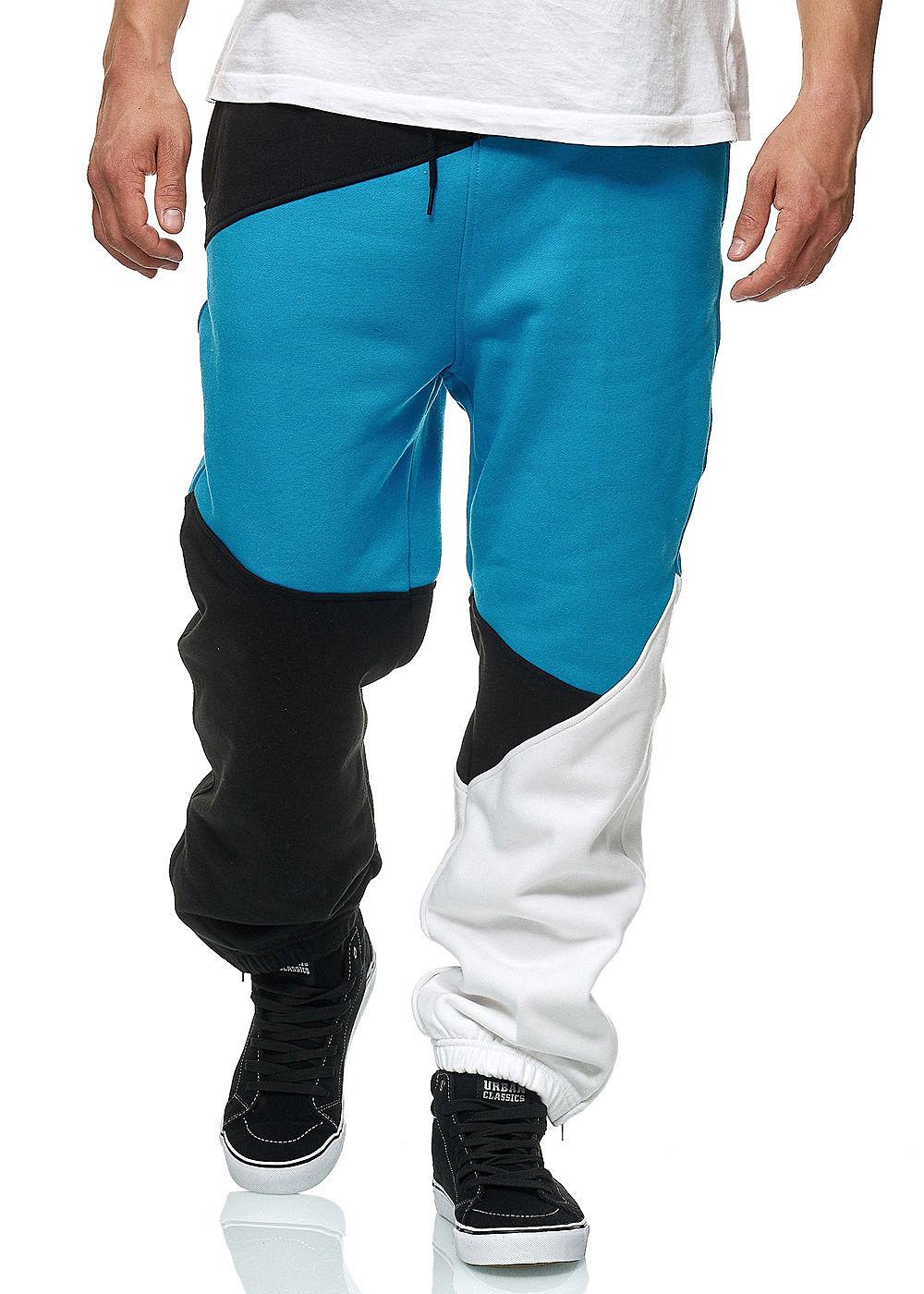 Seventyseven lifestyle men sweatpant jogginghose zig zag for Design produkte shop