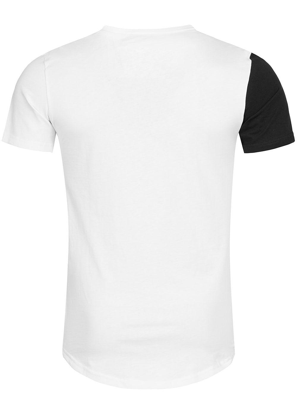 Seventyseven lifestyle men t shirt im zig zag design for Design produkte shop