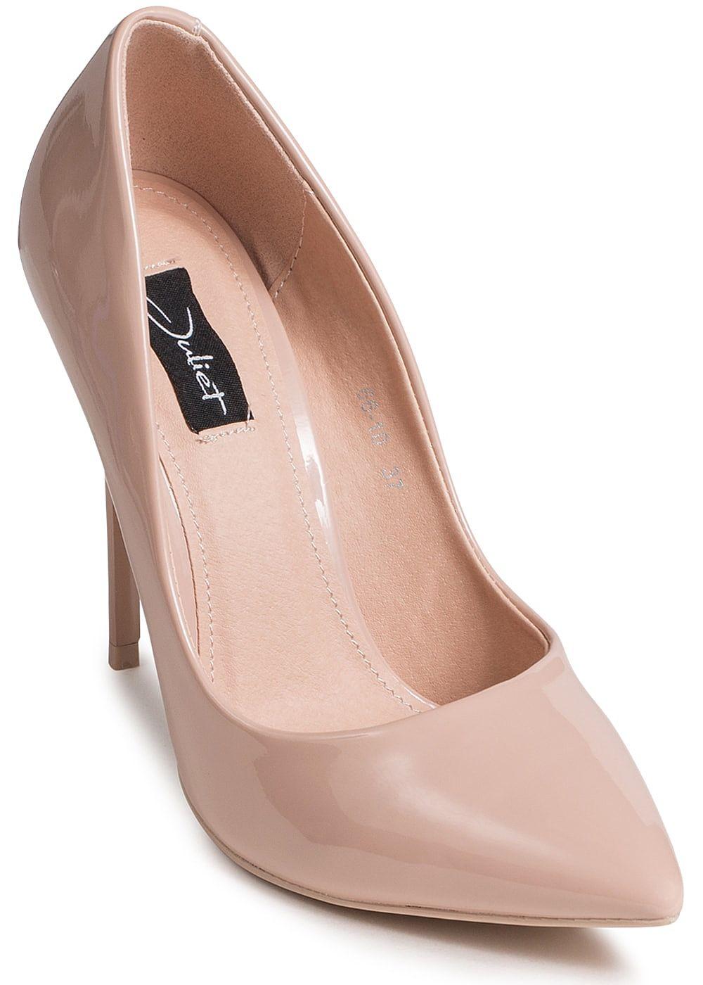 72d19b1fabfa55 Seventyseven Lifestyle Schuh Damen Pumps Absatz 11cm nude hell rosa ...