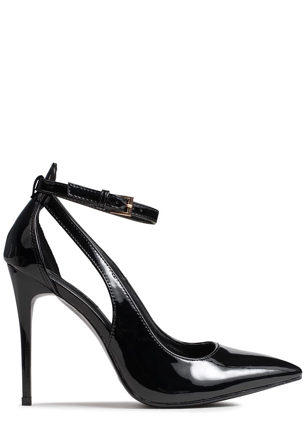072d13320ee5f8 Seventyseven Lifestyle Schuh Damen Pumps Absatz 11cm schwarz ...