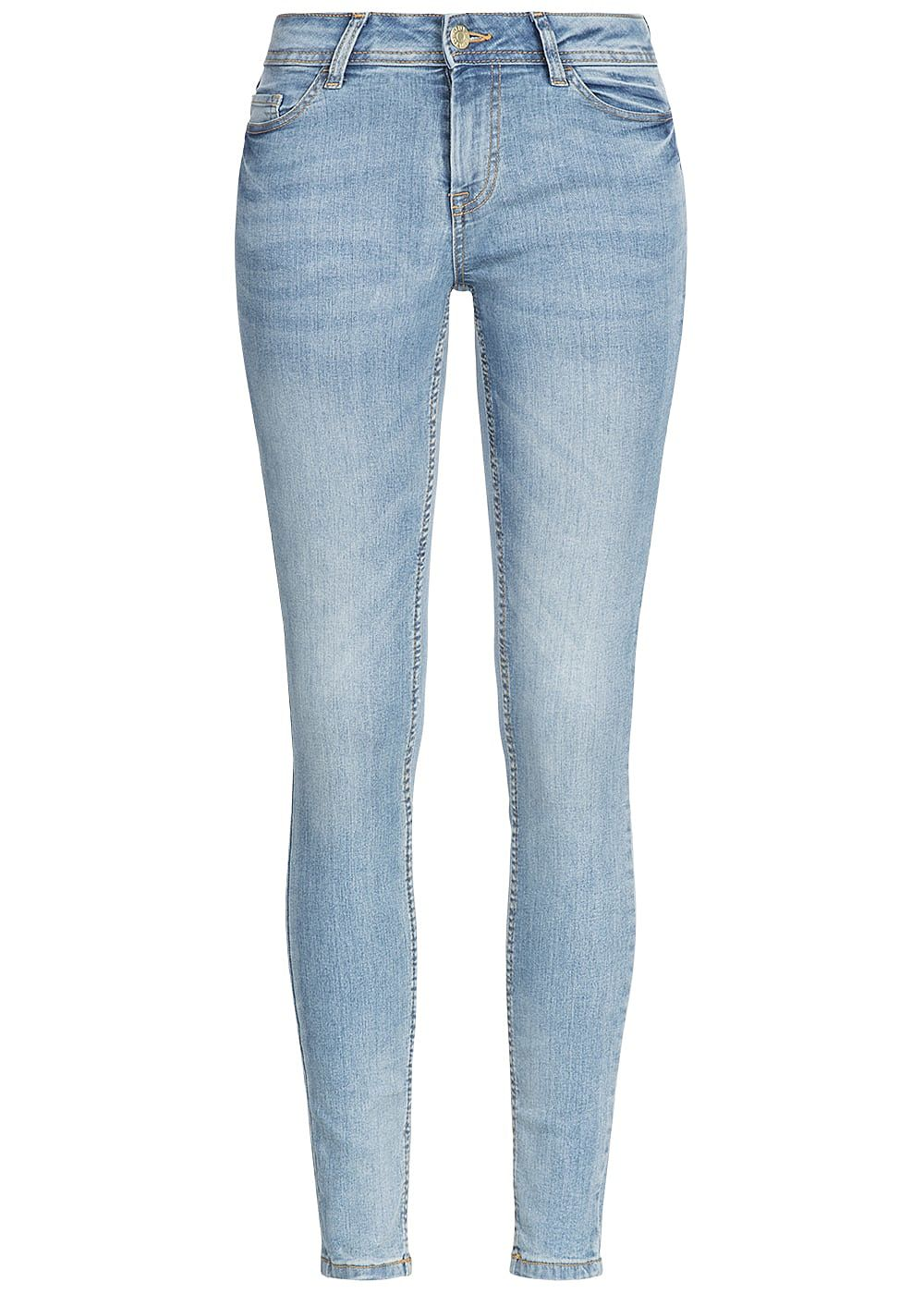 JDY by ONLY Skinny Jeans Hose 5-Pockets Zipper NOOS hell blau denim ... bcca78fb6d