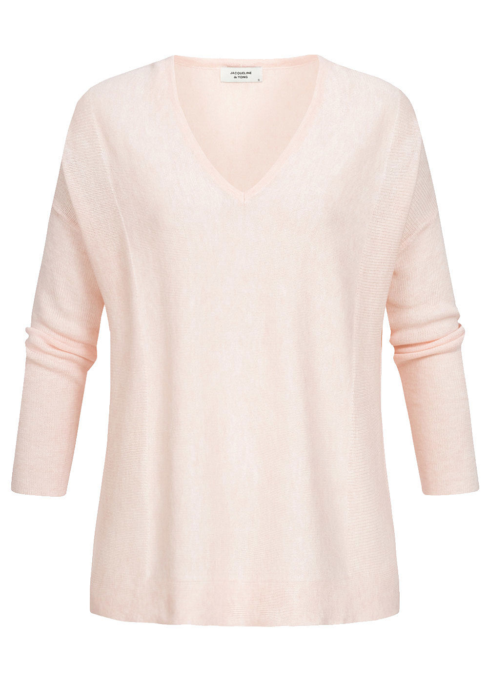 JDY by ONLY Overzied Knit Pullover potpourri rosa - Art.-Nr.: 19072848