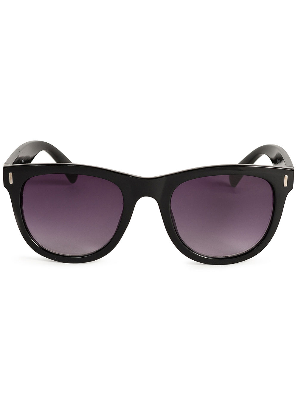 Hailys Damen kleine Cat Eye Sonnenbrille UV-400 Cat.3 schwarz - Art.-Nr.: 20083935-OS-BK