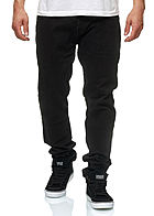 Hailys Men Regular Fit Jeans Hose 5-Pockets schwarz denim