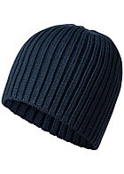 Jack and Jones Herren Knit Beanie blazer navy blau
