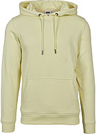 Seventyseven Lifestyle TB Herren Basic Sweat Hoodie powder gelb