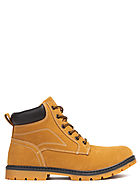 Seventyseven Lifestyle TB Herren Basic Winter Boots honey braun