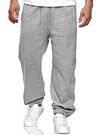 Seventyseven Lifestyle TB Herren Basic Sweatpants 3-Pockets grau
