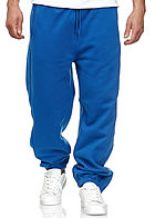 Seventyseven Lifestyle TB Herren Basic Sweatpants 3-Pockets royal blau