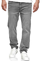 Seventyseven Lifestyle TB Herren Stretch Denim Jeans 5-Pockets grau