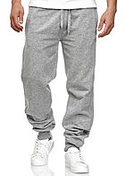 Seventyseven Lifestyle TB Herren Straight Fit Sweatpants 4-Pockets grau