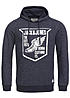 Jack and Jones Sweat Hoodie NOOS PAINT 12097887 Kordelzug JJ Print dress blues navy mel