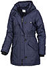 Vero Moda Winter Parka EXPEDITION 10132774 Kunstfell abn Gummizug 4 Taschen navy