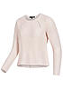 Tally Weijl Damen Pullover SPUACMOLLY R4 Short Form Grobstrick rose
