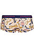 Pieces Lady Boxers LOGO 17068669 Boxershort Damen almond cream orange blau pink