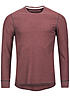 Jack and Jones Sweater SEBASTIAN CREW NECK 12096665 port rot melange