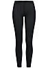 Hailys Damen Thermo Leggings schwarz
