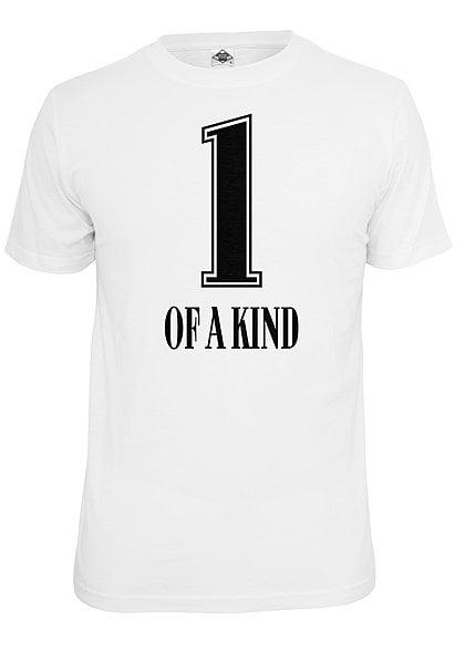 Mister Tee T-Shirt 1 of a Kind MT122 weiss