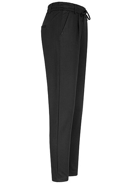 ONLY Damen NOOS Poptrash Stoffhose 2-Pockets schwarz