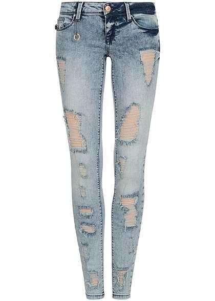 7319b0004872ae ONLY Jeans Shop für Damen Skinny Damen Röhrenjeans von ONLY ...