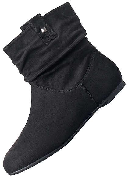 Seventyseven Lifestyle Schuh Stiefelette 2 Nieten