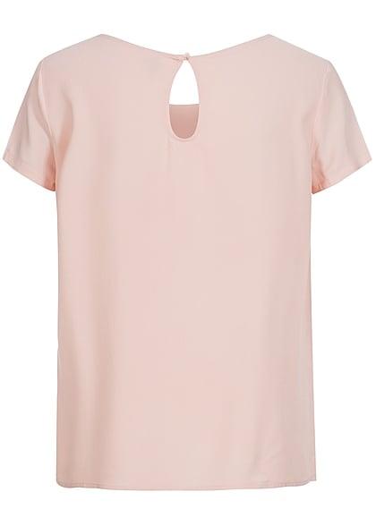 ONLY Damen Blouse Shirt NOOS peachy keen rosa