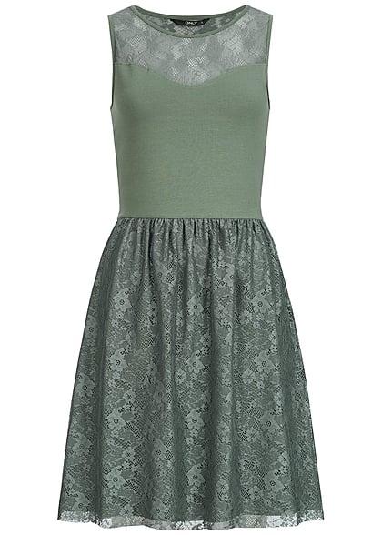 Kleid grun only