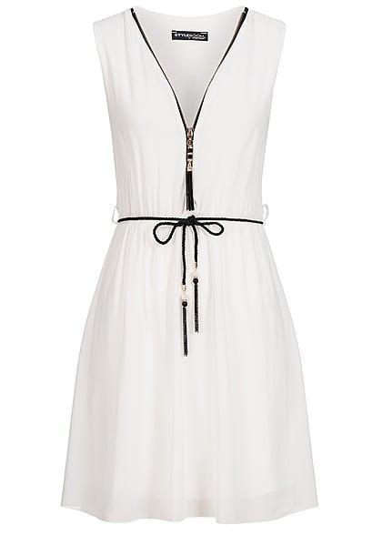 Kleid V Aubchnitt Vorne Modische Kleider Beliebt In