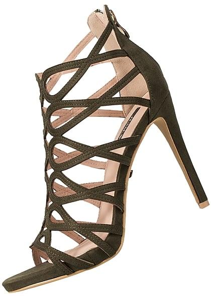 Absatz Sandalette Seventyseven Damen Stiletto 11cm Lifestyle Schuh 5jLAR4