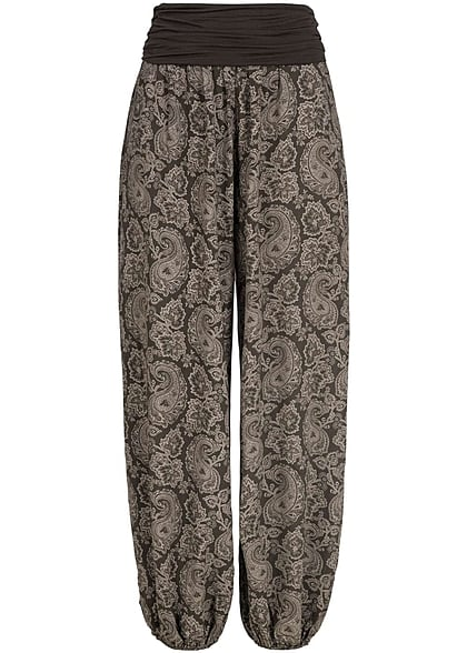 Hose paisley muster