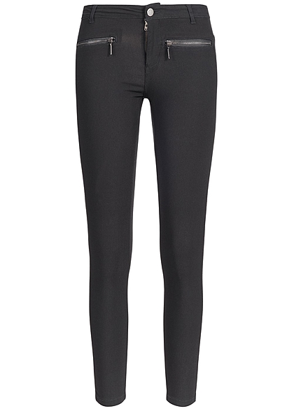 Only jeggings schwarz