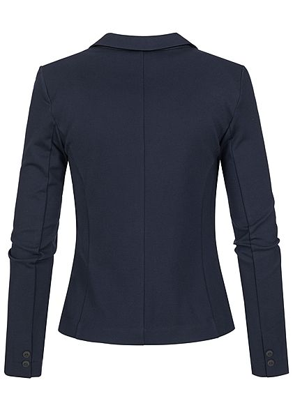 ONLY Damen NOOS Poptrash Blazer night sky navy blau