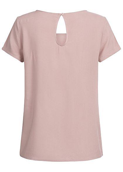 ONLY Damen Blouse Shirt NOOS adobe rosa