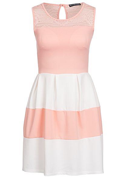 Kleider spitze rosa