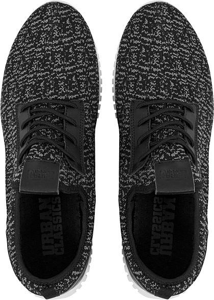 Seventyseven Lifestyle TB Light Running Sneakers schwarz grau weiss