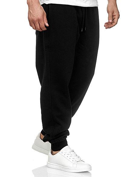 Seventyseven LifestyleTB Men Basic Jogginghose Sweatpant schwarz