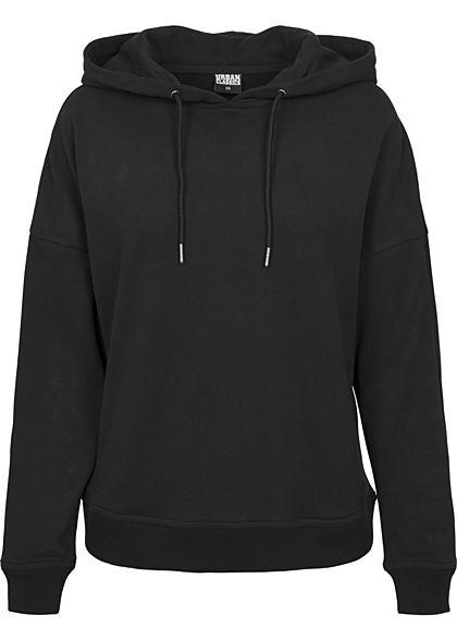 sweatshirt weiß schwarz oversize damen