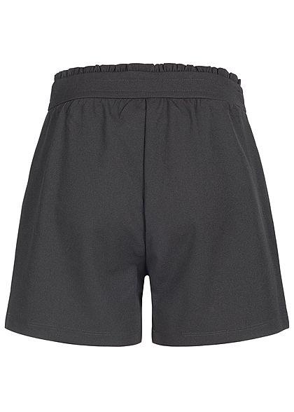 JDY by ONLY Damen Jersey Shorts 2-Pockets NOOS schwarz