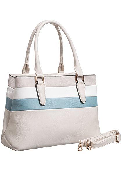 2c1b3547d7ac2 Styleboom Fashion Damen Handtasche Breite  35cm Höhe  22cm beige -  77onlineshop