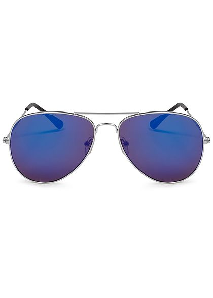 Seventyseven Lifestyle Damen Sunglasses UV400-Protection blau