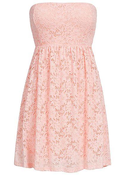 Styleboom fashion damen mini bandeau kleid