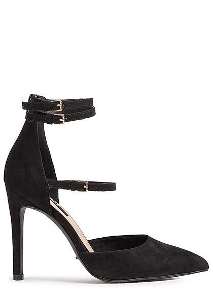2a123285a21997 ONLY Damen Stiletto Sandalette Pumps Absatz  10