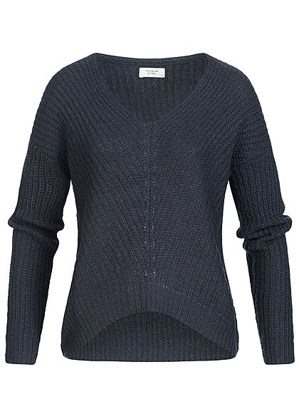 JDY by ONLY Strickpullover NOOS night sky blau