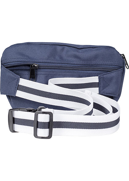 Seventyseven LifestyleTB Basic Gürteltasche Streifen Hüftgurt navy blau weiss
