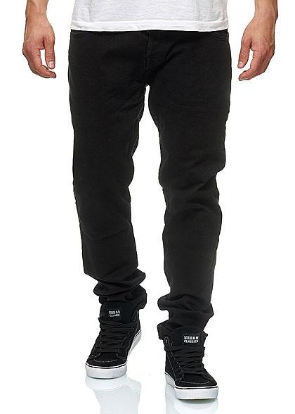 c0cc6c8e2d4993 Hailys Men Regular Fit Jeans Hose 5-Pockets schwarz denim - 77onlineshop