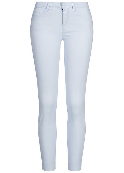 JDY by ONLY Damen Skinny Jeans Hose 5-Pockets Knöchellang heather blau -  77onlineshop eccd7f4ed6